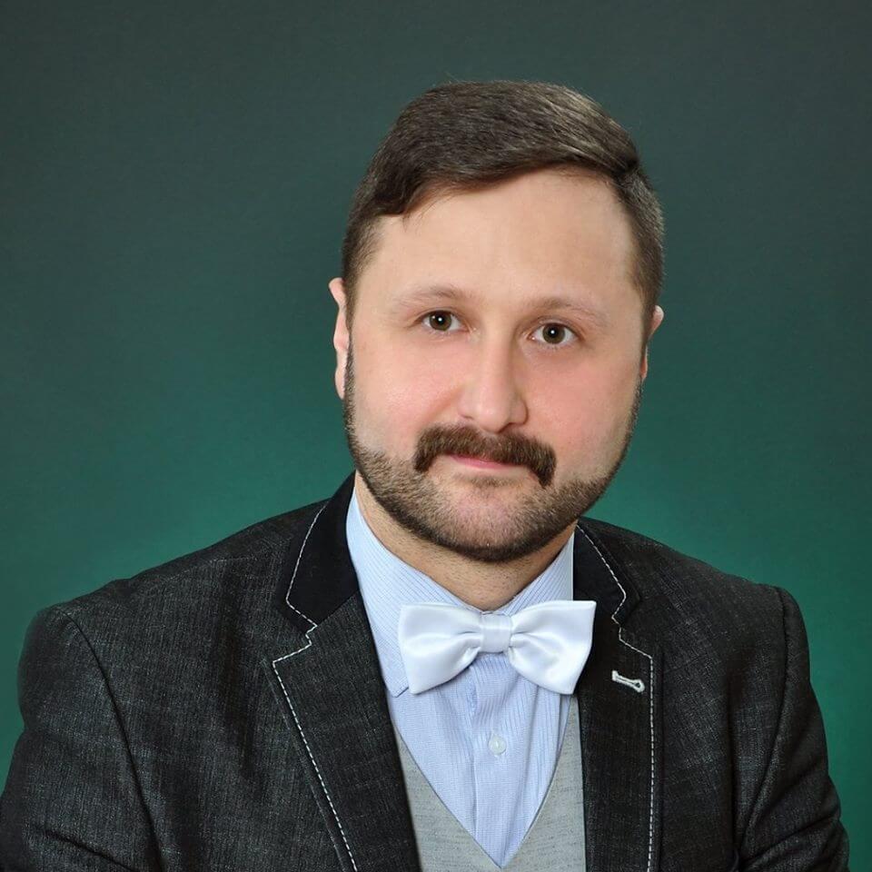 портрет А.Сычёв
